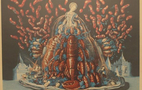 Exposición pictórica «Los Sueños Caprichosos de Pantagruel» y «Las Cenas de Gala» del Salvador Dalí