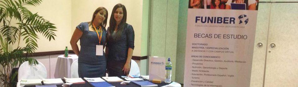 FUNIBER Costa Rica participó en el FIEP – Feria Internacional de Estudios de Postgrado