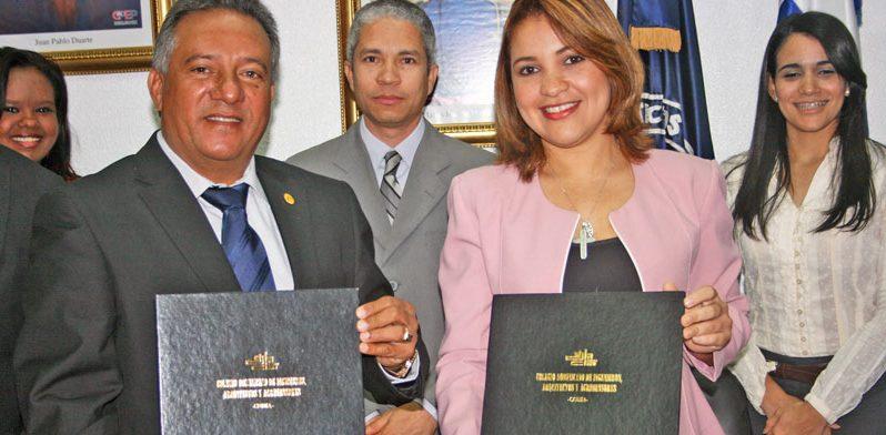 FUNIBER RD República Dominicana – Firma convenio con el CODIA