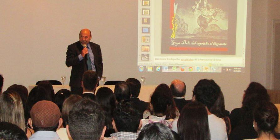 Funiber- El Salvador: Exposición «Goya – Dalí: Del capricho al disparate»