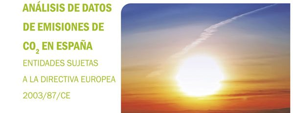 Presentación del libro «Análisis de Datos Emisiones CO2 en España»