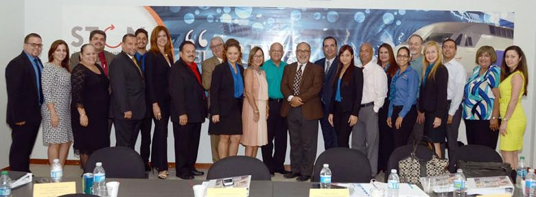 FUNIBER Puerto Rico: Reunión en INTERIOR