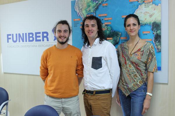Los delegados de FUNIBER en Grecia, Polonia y Túnez visitan la sede de la Fundación en España