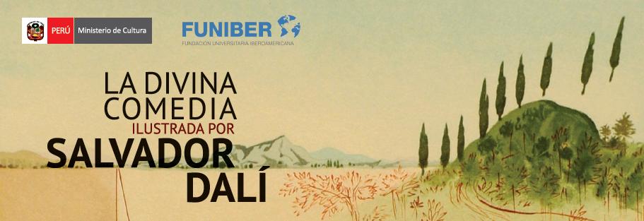 FUNIBER Perú presenta la exposición «La Divina Comedia» de Salvador Dalí.