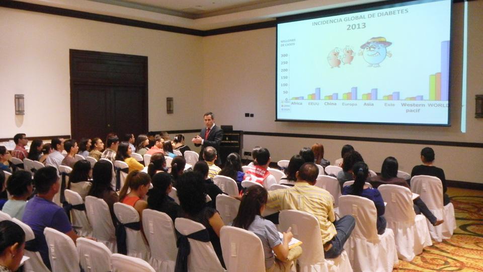 FUNIBER Honduras realiza la conferencia: «Nutrición del Futuro» en San Pedro Sula