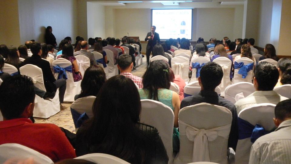 FUNIBER Honduras realiza la conferencia: «Nutrición del Futuro» en Tegucigalpa