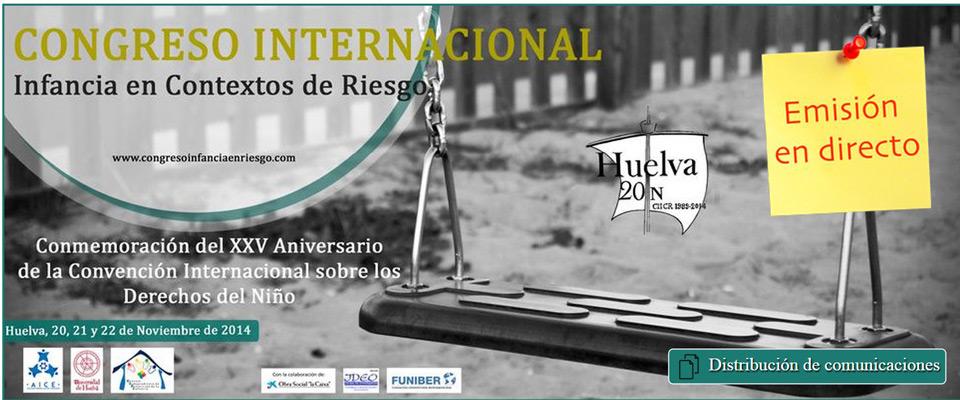 FUNIBER patrocina el Congreso Internacional sobre «Infancia en Contextos de Riesgo»