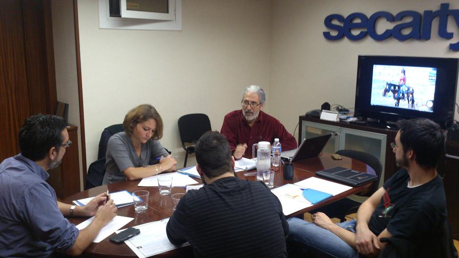 Éxito de asistencia en el curso de Gestión de Proyectos de FUNIBER