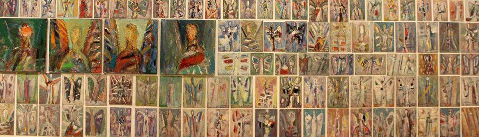 FUNIBER inaugura la exposición «Angels» de  Muxart en León (España)