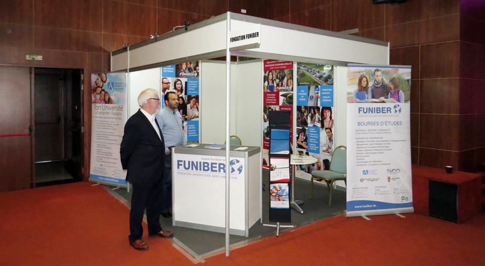 FUNIBER participa en EXPOLUGHA 2015