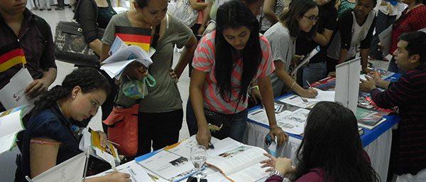 FUNIBER participa en la Feria de Becas ExpoEduca 2015 en Tegucigalpa (Honduras)