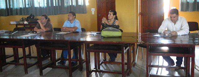 FUNIBER visita la Escuela Nacional de Ciencias Forestales en Honduras