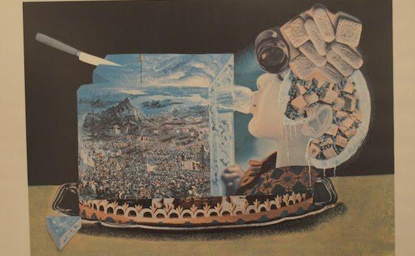 """FUNIBER presenta la exposición """"Las Cenas de Gala"""" y """"Los Sueños Caprichosos de Pantagruel"""" de Dalí en El Salvador"""