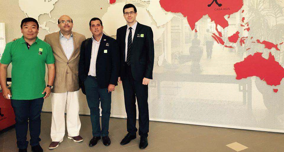 FUNIBER asistió a la III Reunión de Estudios Asiáticos de Casa Asia en Barcelona