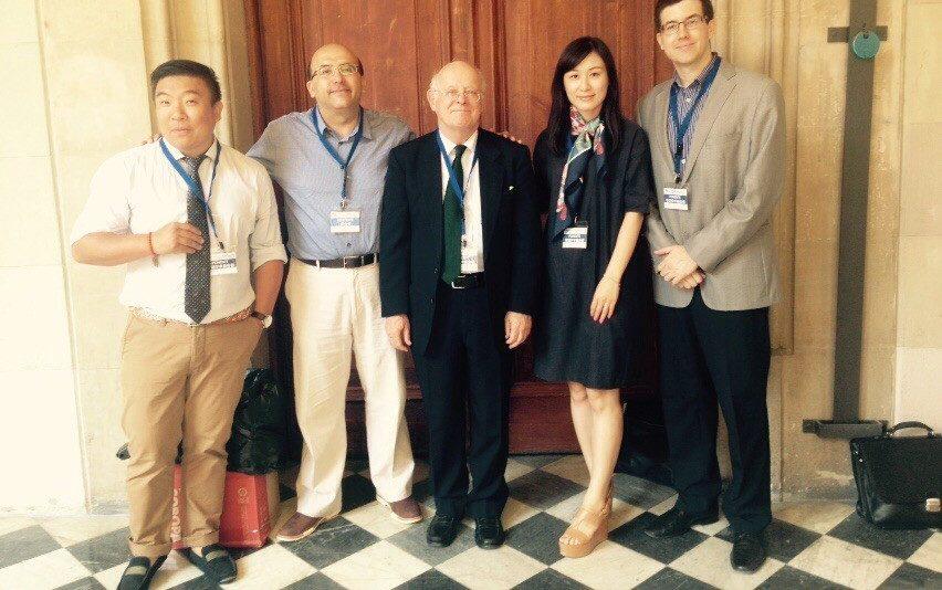 FUNIBER participó en el II Congreso Iberoamericano de Estudios Chinos celebrado en Barcelona