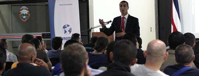 Antonio Bores y Carlos Carbonell presentan cómo planificar entrenamientos deportivos en Costa Rica