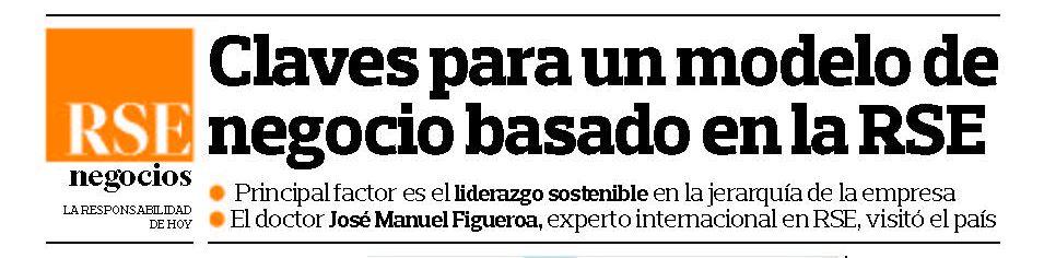 FUNIBER impulsa la Responsabilidad Social Corporativa como modelo de negocio en El Salvador