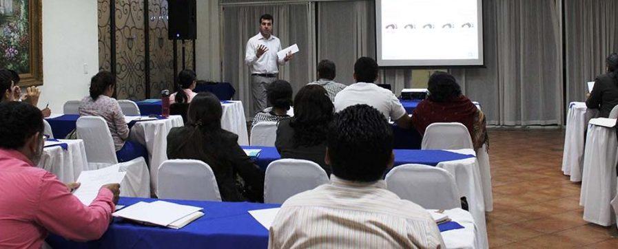 Alumnos becados por FUNIBER participaron en el Taller sobre cómo realizar un Proyecto Final en Nicaragua