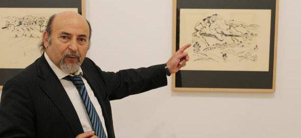 FUNIBER presenta por primera vez ocho litografías de Dalí en León (España)