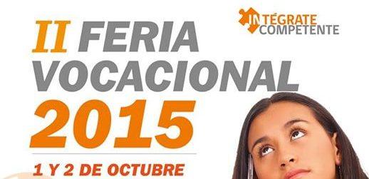 FUNIBER participará en la II Feria Vocacional Intégrate Competente en Chile