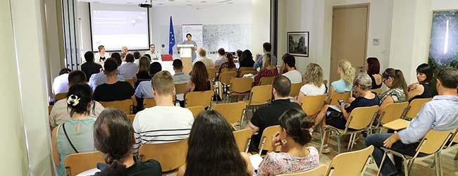 Finaliza con éxito el proyecto europeo DAISS2 en el que FUNIBER colabora
