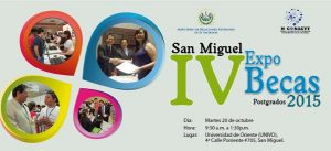 FUNIBER asiste a Expo Becas en El Salvador
