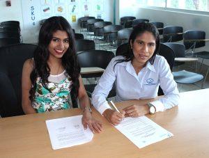 FUNIBER firma un convenio con E. Chamorro Industrial
