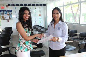 FUNIBER Nicaragua firma un convenio con E. Chamorro Industrial