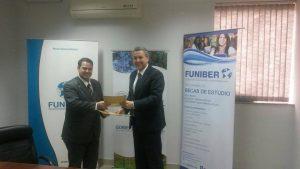 FUNIBER Paraguay firma un convenio con INFONA