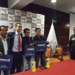 FUNIBER y Antonio Bores realizaon Conferencia de Educación Física en Perú
