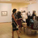 """FUNIBER patrocinó la inauguración de la exposición Miró: pintor, poeta""""en Santiago de los Caballeros"""