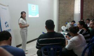 FUNIBER Honduras presentó una Convocatoria de Becas en el CRAED