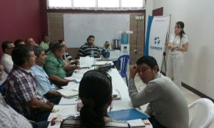 FUNIBER presentó una Convocatoria de Becas en el CRAED (Honduras)