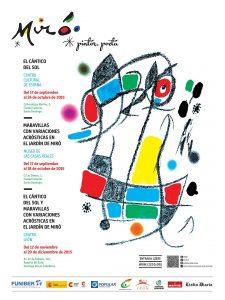 """FUNIBER inaugura la exposición """"Miró: pintor, poeta"""" en Santiago de los Caballeros (República Dominicana)"""