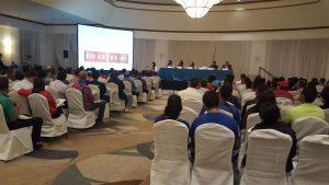 FUNIBER realizó Conferencia sobre entrenamiento deportivo en Honduras