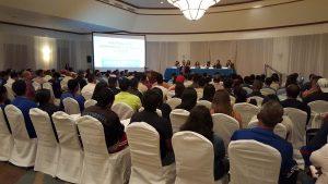 FUNIBER Honduras realizó Conferencia sobre entrenamiento deportivo en Tegucigalpa