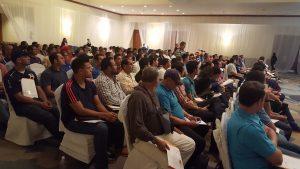 FUNIBER realizó Conferencia sobre entrenamiento deportivo en Tegucigalpa (Honduras)