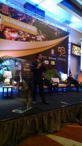 Tutor de FUNIBER Uruguay participó en el 29° Congreso Mundial de IPMA 2015 en Panamá