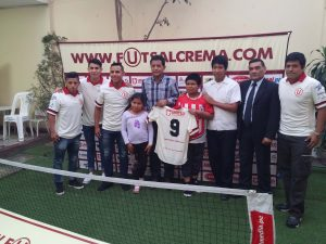 FUNIBER y ANIQUEM firman un convenio de colaboración en Lima (Perú)