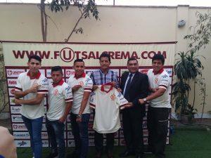 FUNIBER y ANIQUEM firman un convenio de colaboración en el Perú