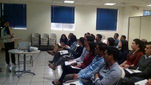 FUNIBER El Salvador presentó la Convocatoria de Becas a los colaboradores de Almacenes SIMAN en El Salvador