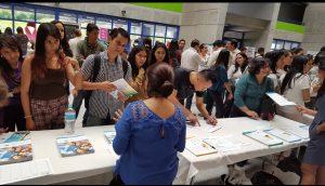 FUNIBER participó en la 1ª Expo Becas UNAH en Honduras