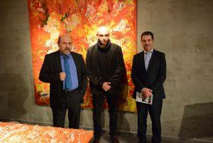 Arcangel Soul inaugura exposición en UNEATLANTICO
