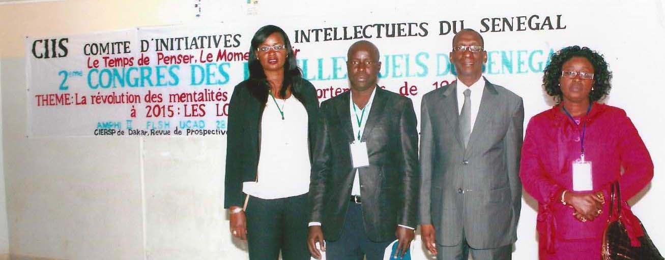 FUNIBER participó en el Congreso del Comité de Iniciativa de los Intelectuales en Senegal