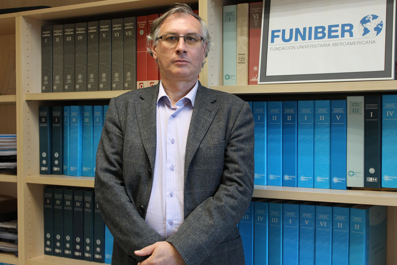 Joan Ramón Sanchis, Colaborador de FUNIBER, presenta su nuevo libro