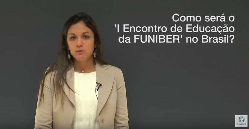 Conferencias en streaming en el 1r Encuentro de Educación en Brasil