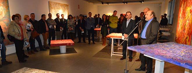 Inaugurada la exposición de Arcangel Soul en UNEATLANTICO