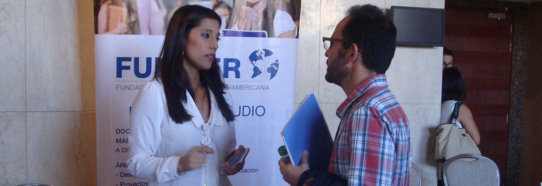 Concluye con éxito la participación de FUNIBER en la Feria de postgrados de Top Universities en Colombia