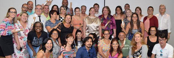 Alumnos becados por FUNIBER destacan la importancia del 1r Encuentro de Educación de Brasil