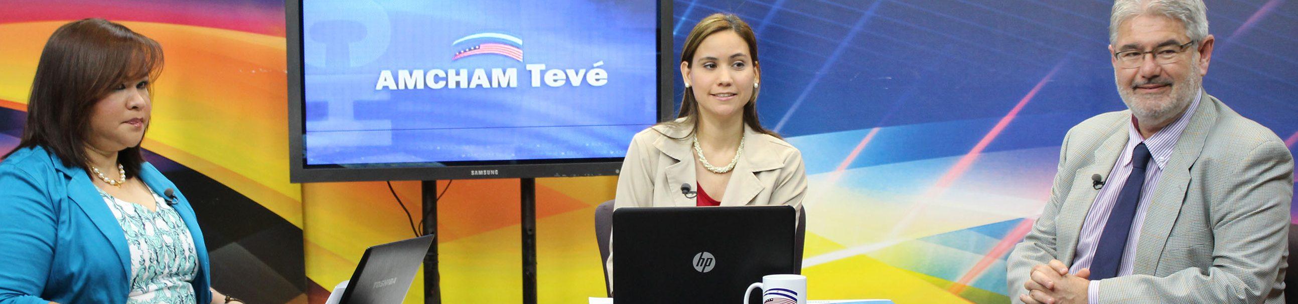 FUNIBER aparece en el canal de televisión de la Cámara de Comercio Americana de Nicaragua